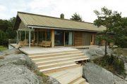 Фото 25 Оригинальные проекты дома с баней под одной крышей: все о реализации и 65+ практичных и надежных вариантов