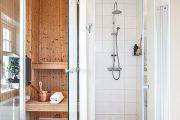 Фото 31 Оригинальные проекты дома с баней под одной крышей: все о реализации и 65+ практичных и надежных вариантов