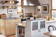 Фото 4 Барная стойка для кухни: материалы, особенности освещения и 75 элегантных интерьерных воплощений