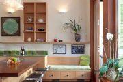 Фото 29 Барная стойка для кухни: материалы, особенности освещения и 75 элегантных интерьерных воплощений