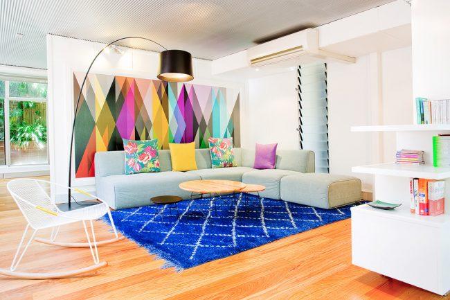 Для просторного помещения необходимо выбирать более мощную систему охлаждения