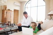 Фото 14 Кондиционер для квартиры: обзор современных вариантов, которые идеально впишутся в интерьер