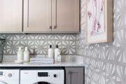 Фото 5 Встроенная стиральная машина на кухне: советы по выбору и 60+ оптимальных вариантов размещения