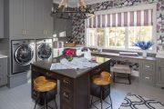 Фото 12 Встроенная стиральная машина на кухне: советы по выбору и 60+ оптимальных вариантов размещения