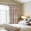 Деревянные карнизы для штор: типы, особенности установки и 70+ оригинальных идей для дома фото
