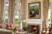 Фото 10 Деревянные карнизы для штор: типы, особенности установки и 70+ оригинальных идей для дома