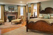 Фото 14 Деревянные карнизы для штор: типы, особенности установки и 70+ оригинальных идей для дома