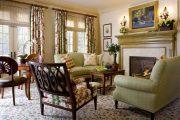 Фото 15 Деревянные карнизы для штор: типы, особенности установки и 70+ оригинальных идей для дома