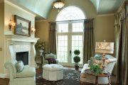 Фото 17 Деревянные карнизы для штор: типы, особенности установки и 70+ оригинальных идей для дома