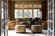 Фото 18 Деревянные карнизы для штор: типы, особенности установки и 70+ оригинальных идей для дома