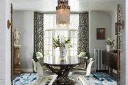 Фото 21 Деревянные карнизы для штор: типы, особенности установки и 70+ оригинальных идей для дома