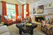 Фото 26 Деревянные карнизы для штор: типы, особенности установки и 70+ оригинальных идей для дома
