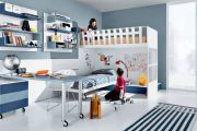 Фото 34 Дизайн детской комнаты для двоих детей: 70+ избранных идей и секреты создания гармоничной обстановки
