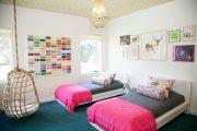Фото 2 Дизайн детской комнаты для двоих детей: 70+ избранных идей и секреты создания гармоничной обстановки