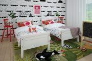 Фото 15 Дизайн детской комнаты для двоих детей: 70+ избранных идей и секреты создания гармоничной обстановки