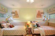 Фото 23 Дизайн детской комнаты для двоих детей: 70+ избранных идей и секреты создания гармоничной обстановки