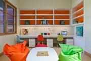 Фото 24 Дизайн детской комнаты для двоих детей: 70+ избранных идей и секреты создания гармоничной обстановки