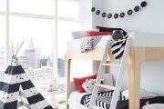 Фото 3 Дизайн детской комнаты для двоих детей: 70+ избранных идей и секреты создания гармоничной обстановки