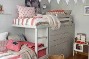 Фото 33 Дизайн детской комнаты для двоих детей: 70+ избранных идей и секреты создания гармоничной обстановки