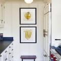 Дизайн кухни площадью 6 кв. м с холодильником: как оптимизировать пространство и 70 функциональных идей фото