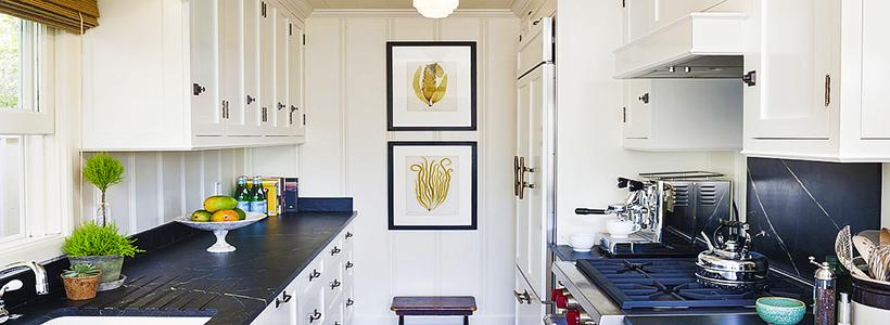 Дизайн кухни площадью 6 кв. м с холодильником: как оптимизировать пространство и 70 функциональных идей