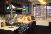 Фото 1 Дизайн кухни площадью 6 кв. м с холодильником: как оптимизировать пространство и 70 функциональных идей