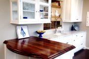 Фото 4 Дизайн кухни площадью 6 кв. м с холодильником: как оптимизировать пространство и 70 функциональных идей