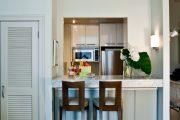 Фото 6 Дизайн кухни площадью 6 кв. м с холодильником: как оптимизировать пространство и 70 функциональных идей
