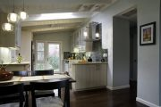 Фото 14 Дизайн кухни площадью 6 кв. м с холодильником: как оптимизировать пространство и 70 функциональных идей