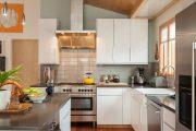 Фото 22 Дизайн кухни площадью 6 кв. м с холодильником: как оптимизировать пространство и 70 функциональных идей