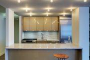 Фото 23 Дизайн кухни площадью 6 кв. м с холодильником: как оптимизировать пространство и 70 функциональных идей