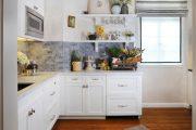 Фото 30 Дизайн кухни площадью 6 кв. м с холодильником: как оптимизировать пространство и 70 функциональных идей