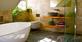 Дизайн-проекты ванных комнат: 80 современных и изящных вариантов реализации фото