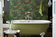 Фото 2 Дизайн-проекты ванных комнат: 80 современных и изящных вариантов реализации