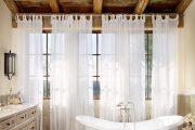 Фото 13 Дизайн-проекты ванных комнат: 80 современных и изящных вариантов реализации