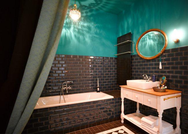 Отдельное освещение для ванной и зеркала