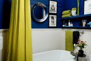 Фото 28 Дизайн-проекты ванных комнат: 80 современных и изящных вариантов реализации