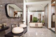 Фото 4 Дизайн-проекты ванных комнат: обзор стильных вариантов санузла и полезные советы дизайнеров