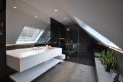 Фото 37 Дизайн-проекты ванных комнат: обзор стильных вариантов санузла и полезные советы дизайнеров