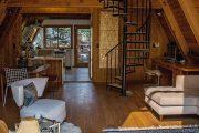 Фото 5 Дом-шалаш: обзор готовых дизайнерских проектов и 80 комфортных и современных реализаций