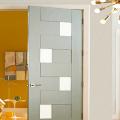 Итальянские межкомнатные двери: высокая мода в вашем доме и 60 безупречных дизайнерских решений фото