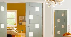 Итальянские межкомнатные двери: высокая мода в вашем доме и 60+ безупречных дизайнерских решений фото