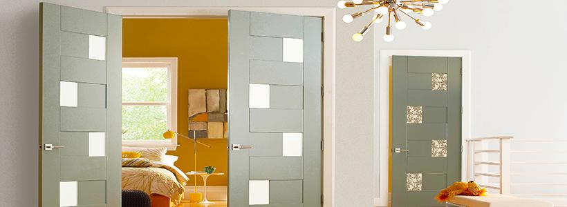 Итальянские межкомнатные двери: высокая мода в вашем доме и 60 безупречных дизайнерских решений