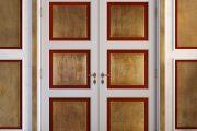 Фото 27 Итальянские межкомнатные двери: высокая мода в вашем доме и 60+ безупречных дизайнерских решений