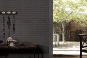 Фото 6 Виниловые обои на флизелиновой основе: обзор стильных вариантов для поклейки и 65 ярких дизайнерских идей