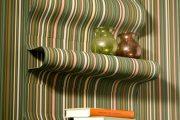 Фото 28 Виниловые обои на флизелиновой основе: обзор стильных вариантов для поклейки и 65 ярких дизайнерских идей