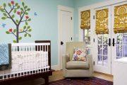 Фото 15 Карниз для римских штор: как выбрать, особенности монтажа и 70+ элегантных вариантов для дома