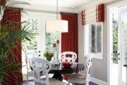 Фото 19 Карниз для римских штор: как выбрать, особенности монтажа и 70+ элегантных вариантов для дома