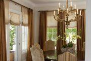 Фото 20 Карниз для римских штор: как выбрать, особенности монтажа и 70+ элегантных вариантов для дома