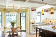 Фото 23 Карниз для римских штор: как выбрать, особенности монтажа и 70+ элегантных вариантов для дома